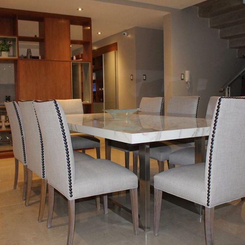 Tendencias en mesas de comedores y livings 2