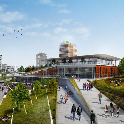 Regeneración urbana en la ciudad de Fier, Albania 11