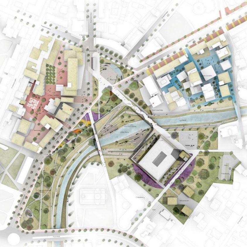 Regeneración urbana en la ciudad de Fier, Albania 4