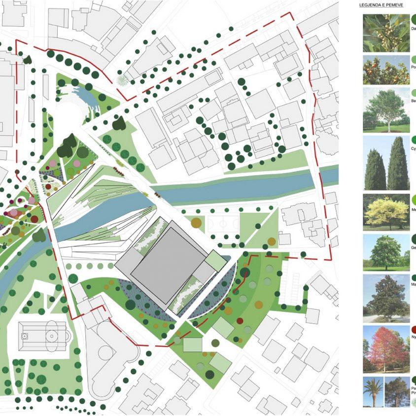 Regeneración urbana en la ciudad de Fier, Albania 7