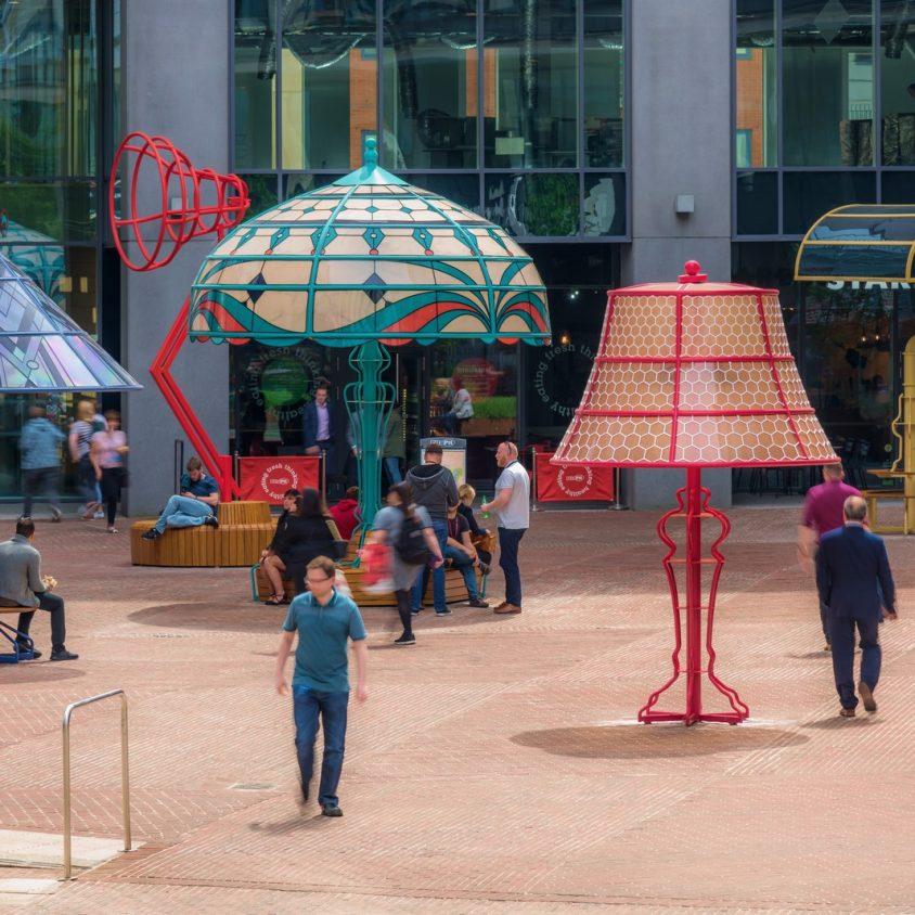 Las lámparas de Manchester 2
