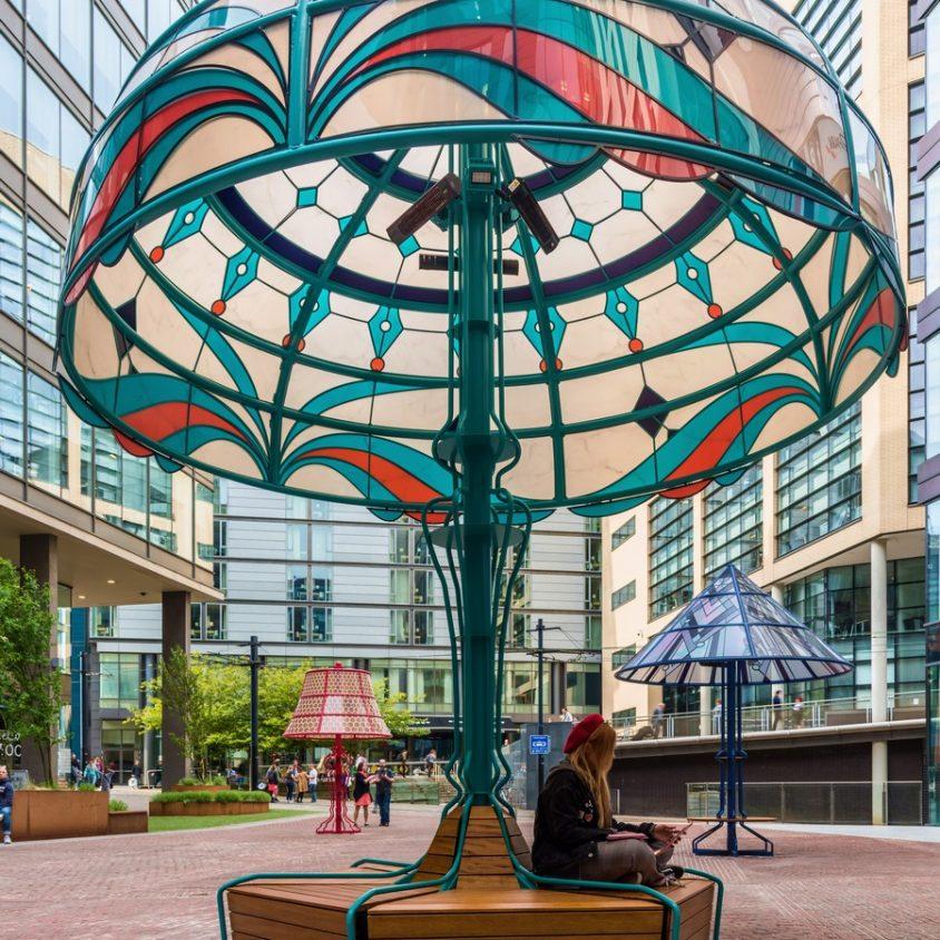 Las lámparas de Manchester 8