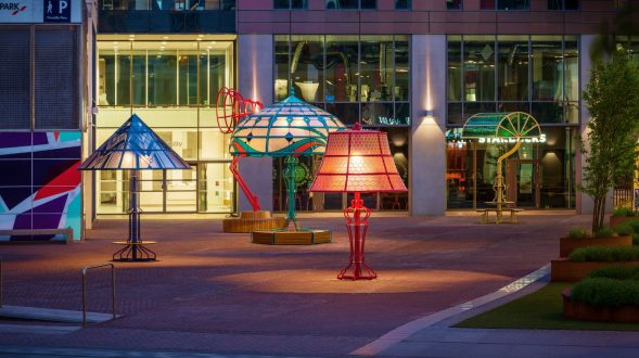 Las lámparas de Manchester 9
