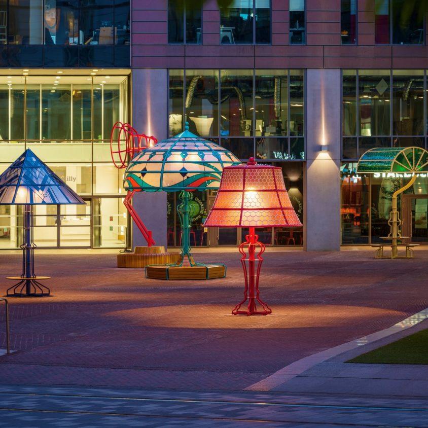Las lámparas de Manchester 3