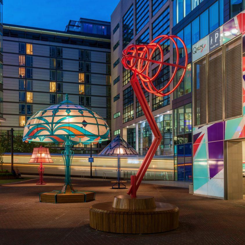 Las lámparas de Manchester 17