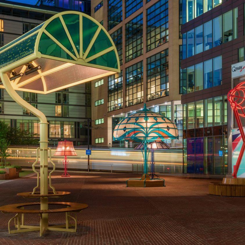 Las lámparas de Manchester 15