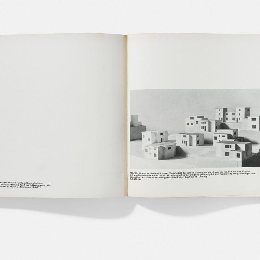 El mundo entero es una Bauhaus 1