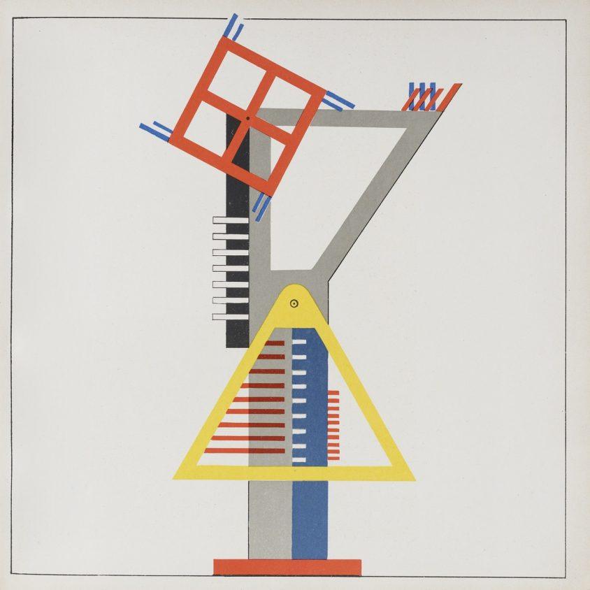 El mundo entero es una Bauhaus 10