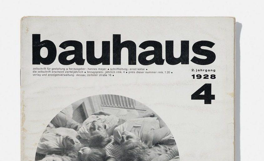 El mundo entero es una Bauhaus 2