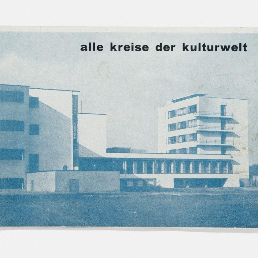 El mundo entero es una Bauhaus 7