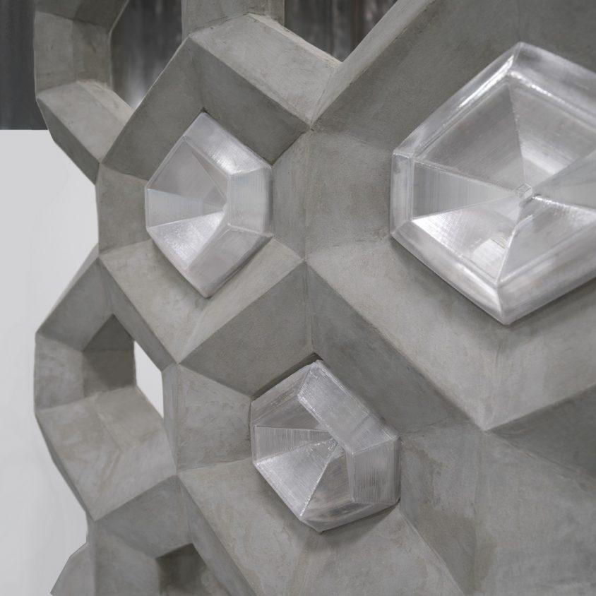Muro de hormigón inteligente 5