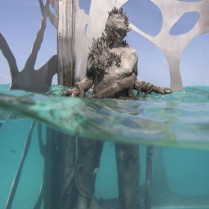 The Sculpture Coralarium, un museo en el agua 17