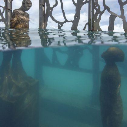 The Sculpture Coralarium, un museo en el agua 18