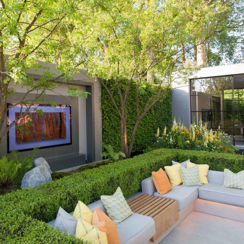 """El jardín innovador """"Eco - City"""" 2"""