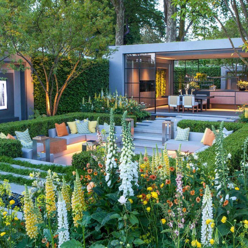 """El jardín innovador """"Eco - City"""" 3"""