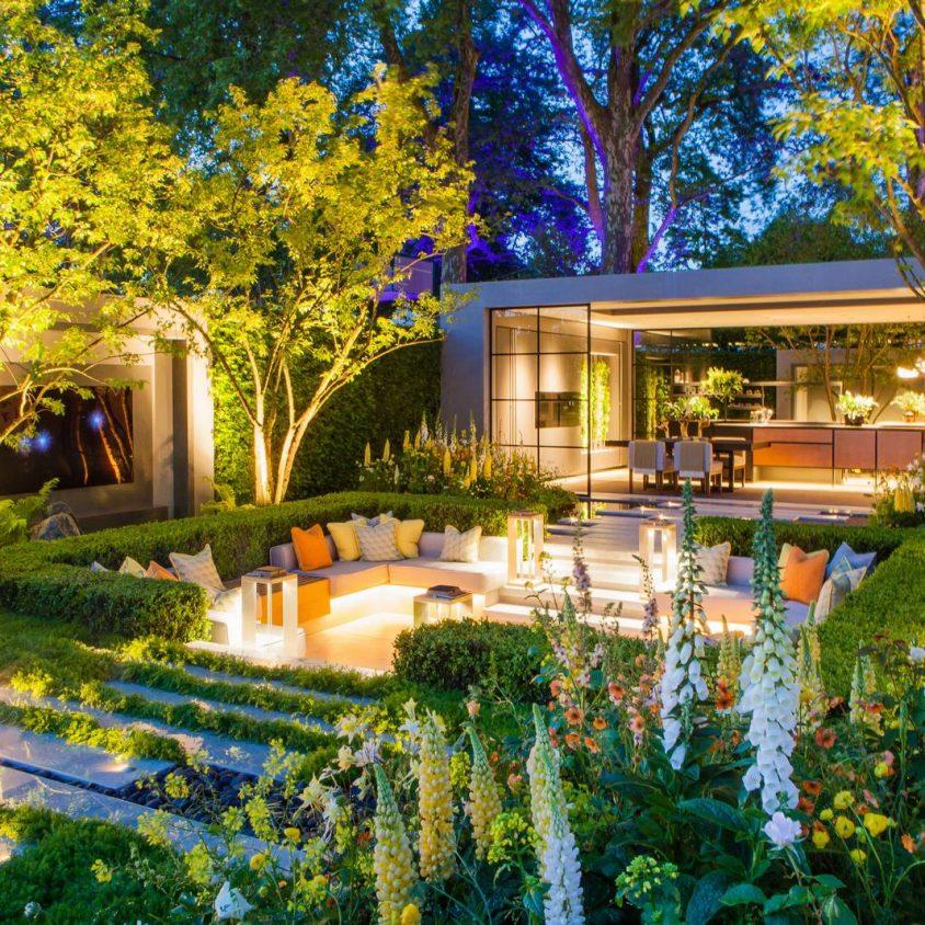 """El jardín innovador """"Eco - City"""" 5"""