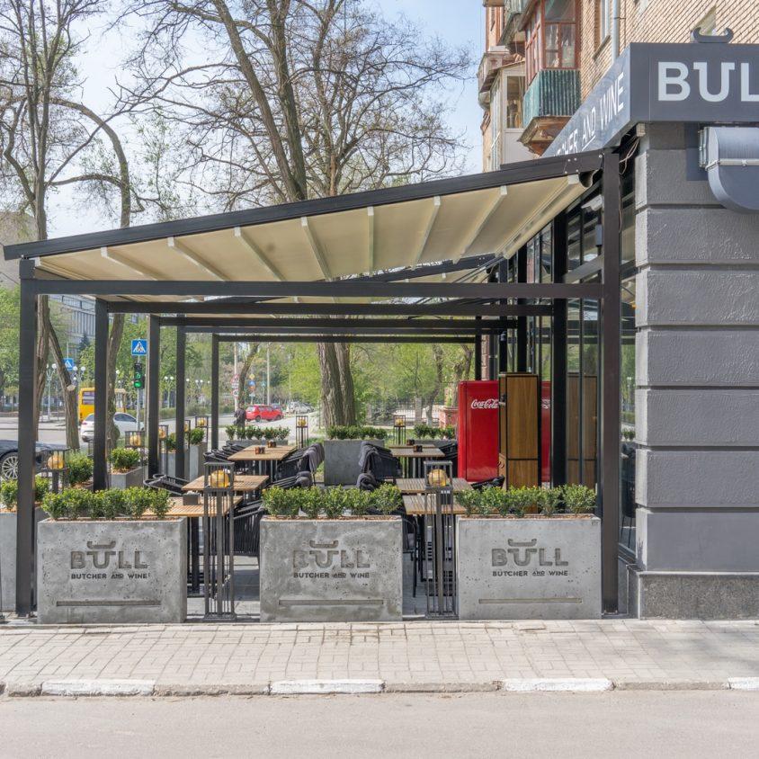 Bull Butcher, el restaurante de la carne 2