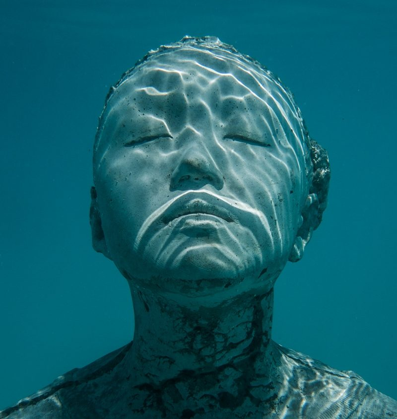 The Sculpture Coralarium, un museo en el agua 26