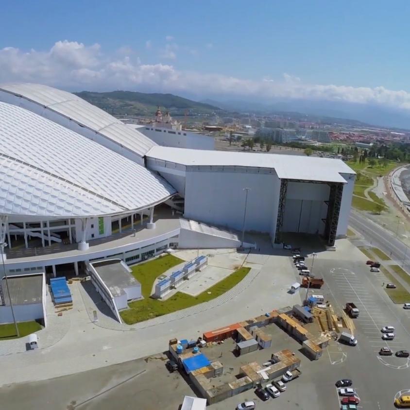 Los estadios del Mundial de Rusia 2018 5