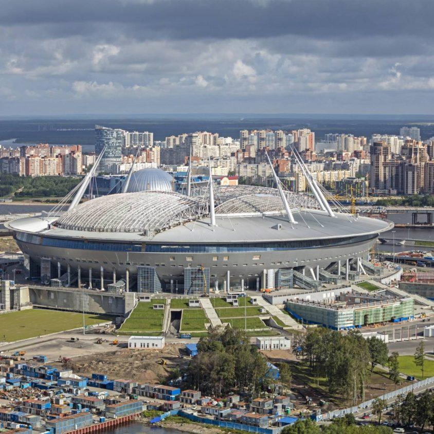 Los estadios del Mundial de Rusia 2018 3