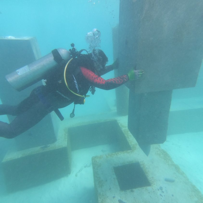 The Sculpture Coralarium, un museo en el agua 27