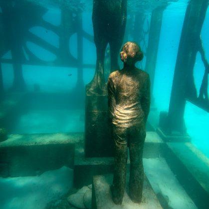 The Sculpture Coralarium, un museo en el agua 23