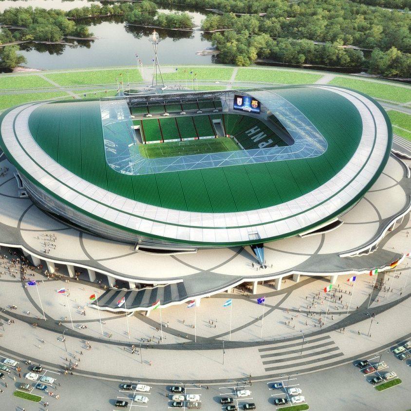 Los estadios del Mundial de Rusia 2018 7