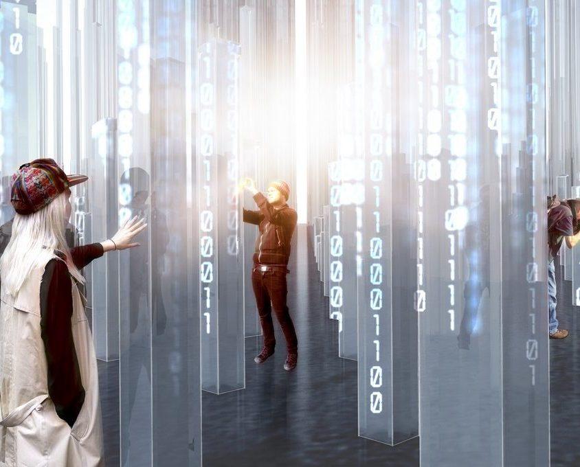 El interactivo Museo del lenguaje 3