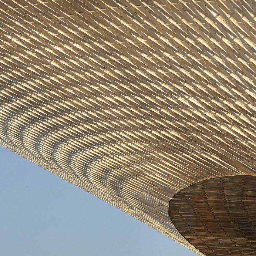 MAAT de AL_A es el ganador supremo de los Surface Design Awards 2018 3