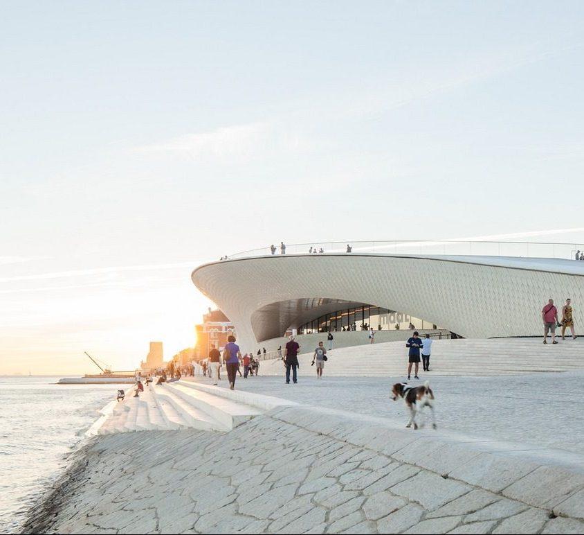 MAAT de AL_A es el ganador supremo de los Surface Design Awards 2018 2