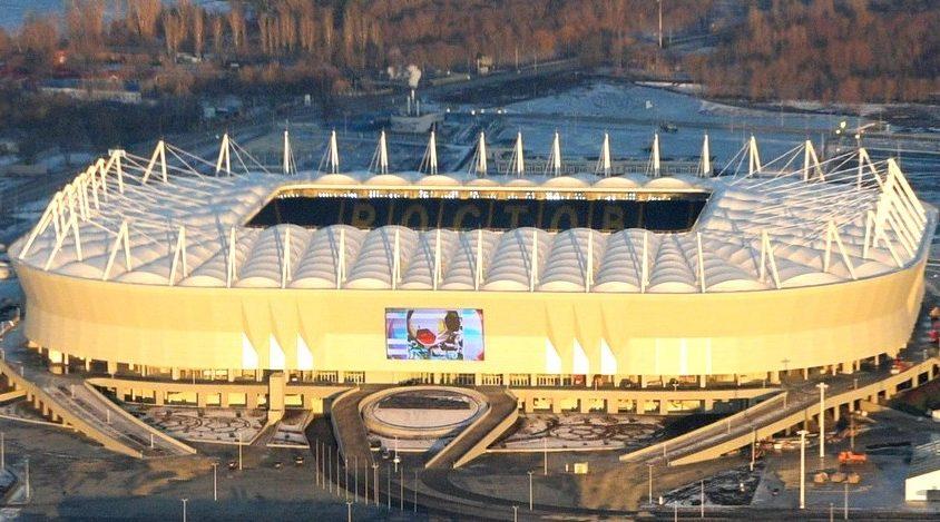 Los estadios del Mundial de Rusia 2018 10