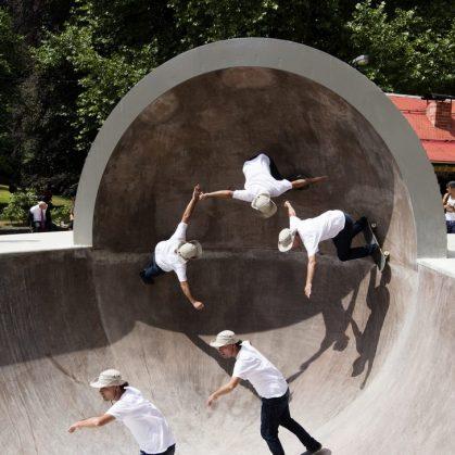 Parque de Skate en Luxemburgo 12