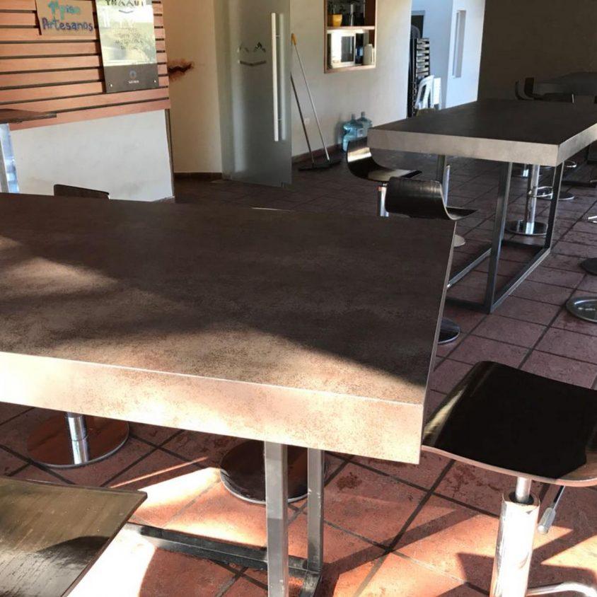 Tendencias en mesas de comedores y livings 3