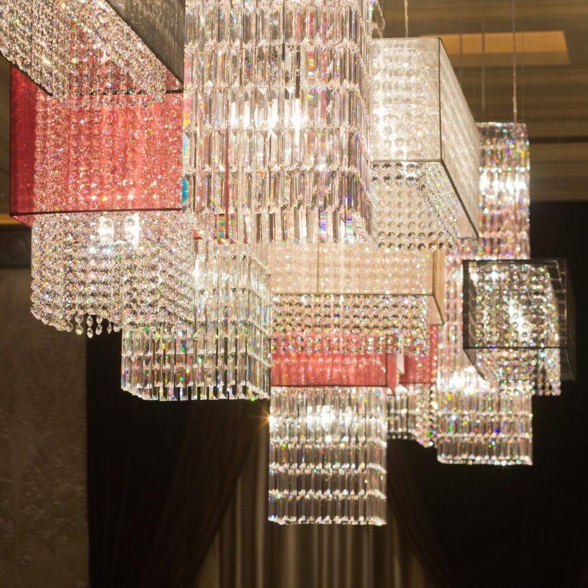 Lámparas Scarlett, una colección de Windfall 6