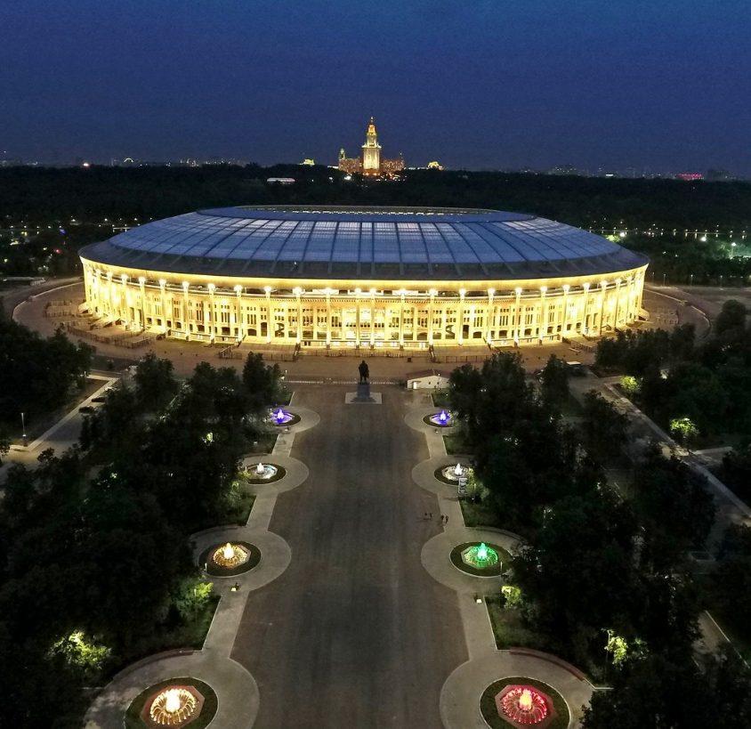 Los estadios del Mundial de Rusia 2018 1