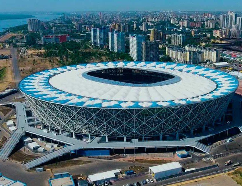 Los estadios del Mundial de Rusia 2018 11