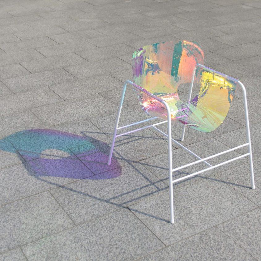 Una silla completamente novedosa 3
