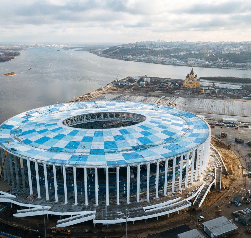 Los estadios del Mundial de Rusia 2018 9