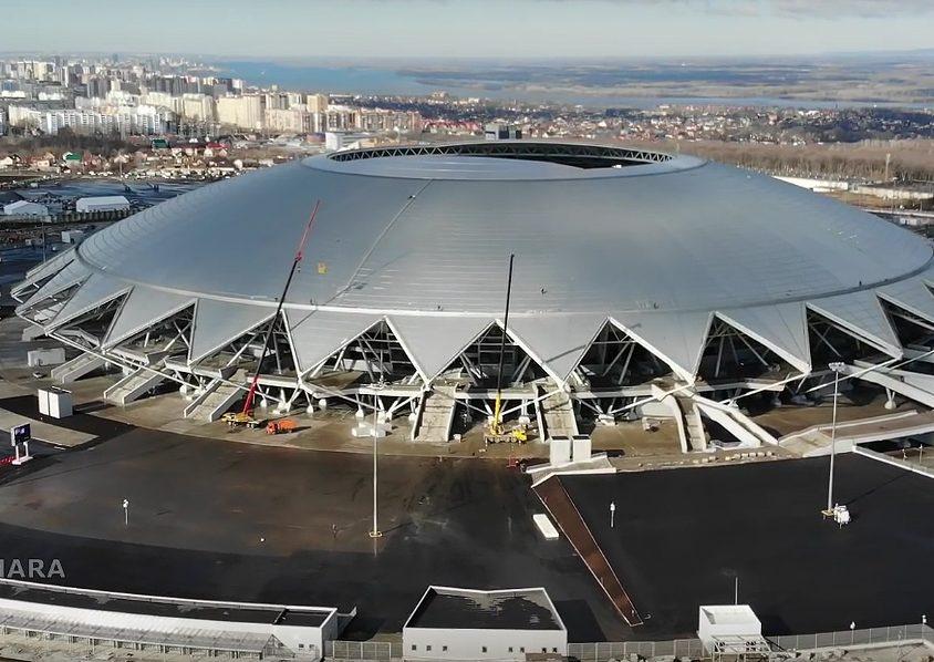 Los estadios del Mundial de Rusia 2018 12