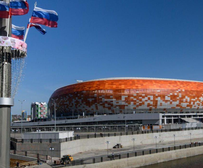 Los estadios del Mundial de Rusia 2018 8
