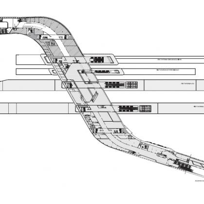 La estación Napoli Afragola está lista 7
