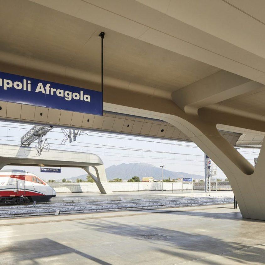 La estación Napoli Afragola está lista 2