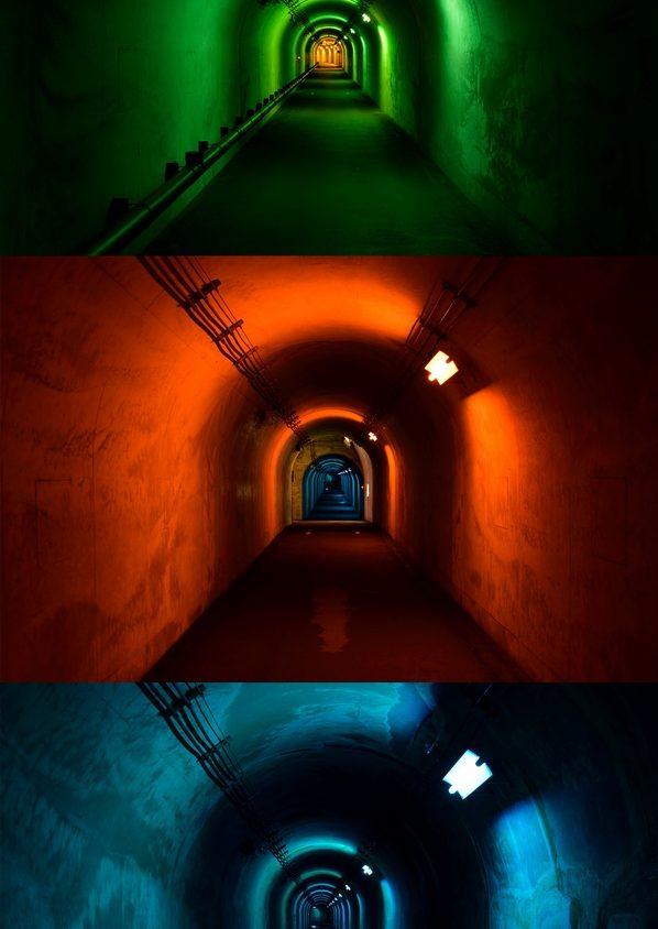 """MAD Architects restaura el """"Túnel de Luz"""" 12"""