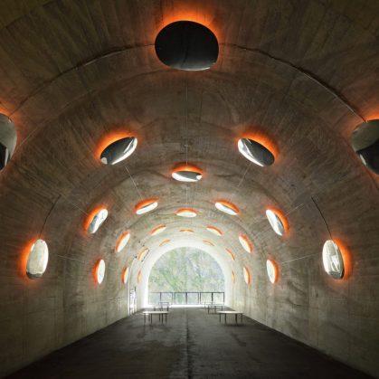 """MAD Architects restaura el """"Túnel de Luz"""" 15"""