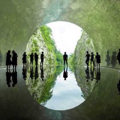 """MAD Architects restaura el """"Túnel de Luz"""" 18"""