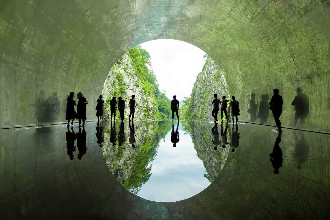 """MAD Architects restaura el """"Túnel de Luz"""" 20"""
