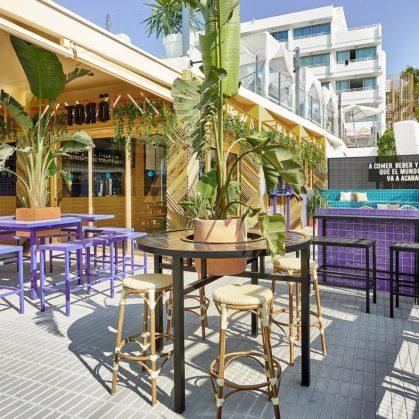 El remodelado Bar TORÖ en Ibiza 3