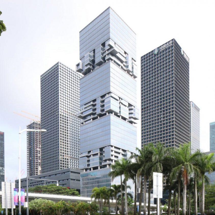 SBF Tower está a punto de completarse 2