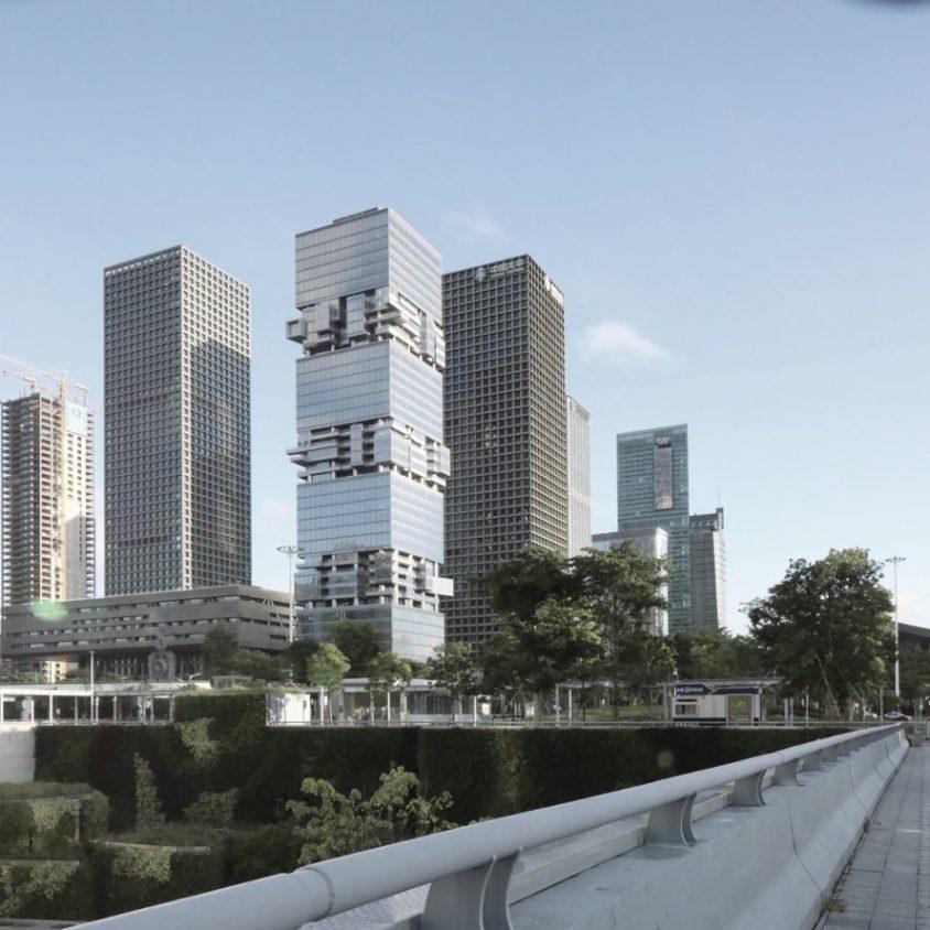 SBF Tower está a punto de completarse 1