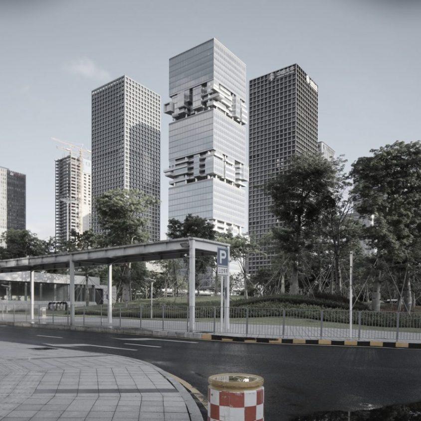SBF Tower está a punto de completarse 3